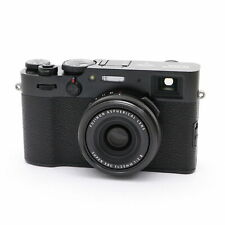 FUJIFILM Fuji X100V Digital Camera Black #201