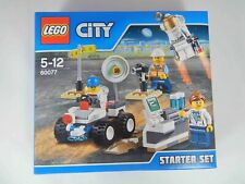 LEGO 60077 Space Starter Set City Astronaut Mars Rover 4 MiniFigures Sealed NEW