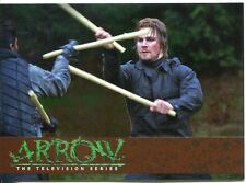 Arrow Season 1 Bronze Parallel Training Chase Card TR2