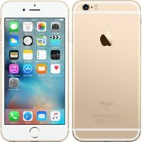 Apple iPhone 6S 32GB Sim Free Unlocked iOS Smartphone - Gold Excellent
