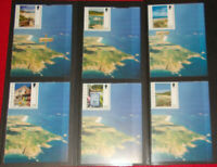 GUERNSEY MINT STAMPS 28.05.2013 HERM ISLAND BRC SELVEDGE