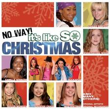 No Way It's So Like Christmas by Various Artists (CD, 2007)
