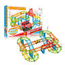Electric Rail Car Set Educational Toys Kids DIY Assembly Toy Race Track and