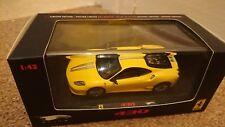 Hot Wheels Elite Ferrari 430 Scuderia 1:43 MIB