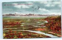 *South Platte River South River Colorado Winding South Fork Vintage Postcard C87