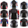 Men's Compression T-Shirts Moisture Wicking Athletic Gym Athletic Top Quick-dry