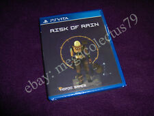 LIMITED RUN GAMES PS VITA ///Risk Of Rain\ BRAND NEW SEALED