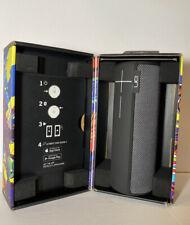 Logitech UE Boom 2 Waterproof 360 Wireless Bluetooth Speaker