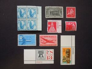 """Misc Lot of Airmails MNH OG #1 """"See Note"""""""