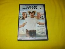 DALLAS BUYERS CLUB DVD MATTHEW McCONAUGHEY JENNIFER GARNER JARED LETO
