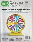 Consumer Reports August 2019 Most Reliable Appliances? photo