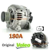 180A VALEO Lichtmaschine VW - SEAT - SKODA - AUDI TG17C019 0121715003 021903026G