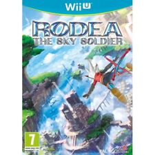 Rodea The Sky Soldier Launch Day Edition for Nintendo Wii U and