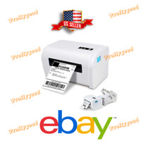 4x6 Thermal Shipping Label Barcode Printer Amazon eBay Bluetooth FREE Stand