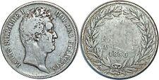 5 FRANCS LOUIS PHILIPPE 1830 A PARIS TRANCHE EN RELIEF  F.316