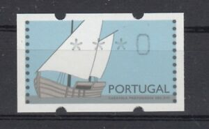 Le Portugal Atm 5 Nulldruck (MNH)