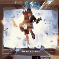 Blow Up Your Video by AC/DC (Vinyl, Mar-2007, 2 Discs, Epic)