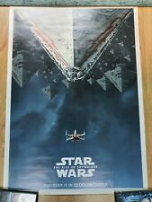 Star Wars Dolby Cinema Poster