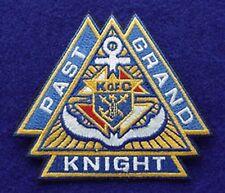 Catholic Knights of Columbus Past Grand Knight Uniform Patch