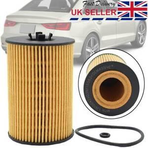 Oil Filter For Audi A1 A3 A4 A5 A6 Q3 Q5 TT 1598ccm 1968ccm 1.6 2.0 TDI Diesel
