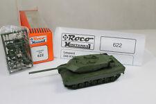 ro1021, RocoMinitanks 622 Leopard 2A6 BOX mint 1/87 HO