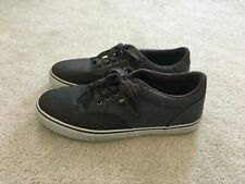 VANS Men's TB4R Gray/Brown Lace Up Skate Shoe-Size 9-Near Mint!!!!