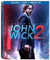 John Wick [New Blu-ray] With DVD