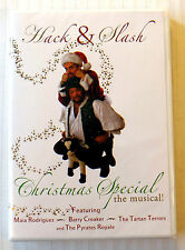 Hack & Slash Christmas Special The Musical  New DVD Movie Maia Rodriguez Pyrates