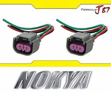 Nokya Wire Harness Pigtail Female 9008 H13 Nok9109 Head Light Bulb Connector Fit