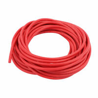 22AWG 40KV Electric Copper Core Flexible Silicone Wire Cable Red 8 Meter Length