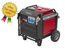 Brand New Honda EU70is 7kW Generator (Silent Running)
