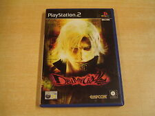 PLAYSTATION 2 GAME - DEVIL MAY CRY 2 / LIMITED 2-DISC EDITION