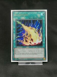 Yugioh! Blitzsturm KICO-DE057 Ultra Rare DE NM 1.Auflage