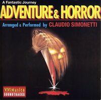 Claudio Simonetti - Adventure & Horror [New CD] Italy - Import