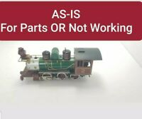 Bachmann | Wonderland Express | 1998 | Lighted 2-6-0  Steam Locomotive | As-IS