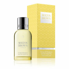 NEW Molton Brown Orange & Bergamot Eau de Toilette Spray 50ml Fragrance FREE P&P