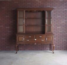 Hutch / China Cabinet / Georgian Court China Cabinet by Ethan Allen