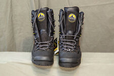 La Sportiva Lhotse Nero Boots, Black, Unisex, Size 38-1/2, sizes in Description