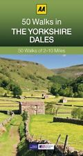 AA_____AA 50 WALKS IN THE YORKSHIRE DALES____ BRAND NEW _ FREEPOST UK