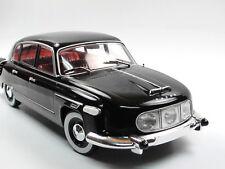 FOXTOYS - Tatra 603/1 - Baujahr 1957 - schwarz - 1/18 Limited Edition 500 pcs.