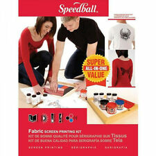 Speedball Super Value Screen Printing Starter Kit - Value Pack
