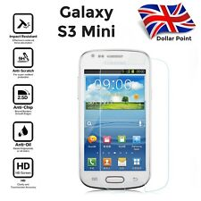 100% genuine Tempered Glass screen protector For S3 Mini!