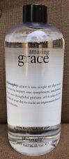 Philosophy AMAZING GRACE Satin finish Body Oil Mist LARGE 16 oz Sealed With Pump