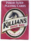 Killian's Irish Red Playing Cards Deck Poker Size Beer Premium Lager Sealed