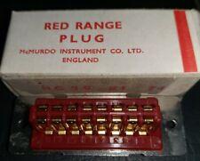 Tektronix Male Plug In Connector 585 545 574 535 581 531 581 A 500 Series