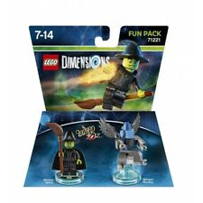 Lego Dimensions 71221 Fun Pack The Wizard of Oz Wicked Witch Top