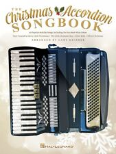 The Christmas Accordion Songbook Accordion Book NEW 000146980