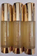 LOT OF 3 Fusion Beauty GlowFusion Face & Body Natural Protein Tan 2 oz EA MEDIUM