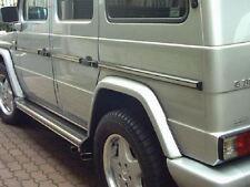 Chrome Body Outer Door Handle Moulding Molding Trim Fits Mercedes W463