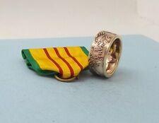 USA War  Vietnam Veteran Rings Military Ring Size 8 to 14